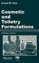 Cosmetic and Toiletry Formulations, Vol. 8
