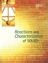 Reactions and Characterization of Solids