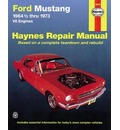 Ford Mustang V8 (July 64 - 73)