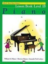 Alfred's Basic Piano Library Lesson Book, Bk 1b