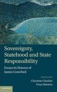 Sovereignty, Statehood and State Responsibility