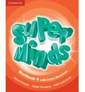 Super Minds Level 4 Workbook with Online Resources