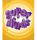 Super Minds Level 5 Workbook with Online Resources