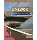 Unlock: Unlock Level 4 Listening and Speaking Skills Student's Book and Online Workbook