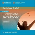 Complete: Complete Advanced Class Audio CDs (2)