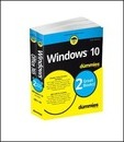 Windows 10 & Office 365 For Dummies, Book + Video Bundle