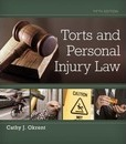 Torts and Personal Injury Law