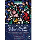 The Formation of the English Common Law