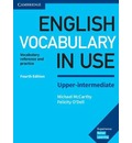 English Vocabulary in Use Upper-Intermediate Book with Answers