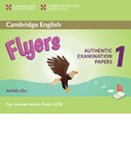 Cambridge English Flyers 1 for Revised Exam from 2018 Audio CDs (2)