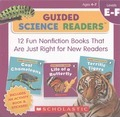 Guided Science Readers Parent Pack: Levels E-F