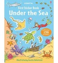 First Sticker Book Under the Sea