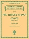 First Lessons In Bach - Complete