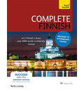 Complete Finnish Beginner to Intermediate Course: Learn to read, write, speak and understand a new language (Teach Yourself)