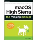 macOS High Sierra: The Missing Manual