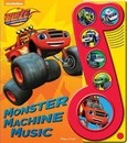 Blaze Monster Machines Little Music Note