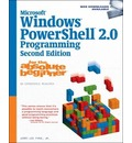 Microsoft (R) Windows PowerShell 2.0 Programming for the Absolute Beginner