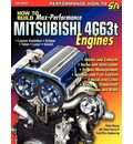 How to Build Max-Performance Mitsubishi 4g63t Engines