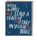 Emily McDowell & Friends Lisa Congdon Trail of Stars Card