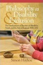 Philosophy as Disability & Exclusion