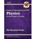 New Grade 9-1 Edexcel International GCSE Physics: Revision Guide with Online Edition