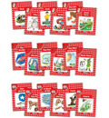 Jolly Phonics Readers, Complete Set Level 1