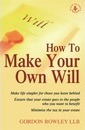 How To Make Your Own Will, 4th Ed