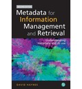 Metadata for Information Management and Retrieval. 2nd Edition