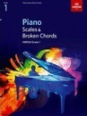Piano Scales & Broken Chords, Grade 1