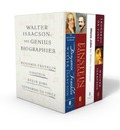 Walter Isaacson: The Biographies of Geniuses