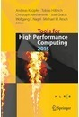 Tools for High Performance Computing 2015