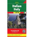 Italy Road Map 1:600 000