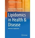 Lipidomics in Health & Disease