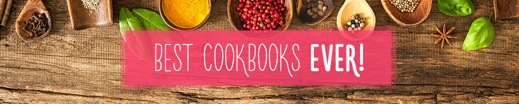 Best cookbooks ever